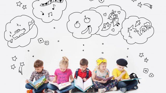 子供の創造性