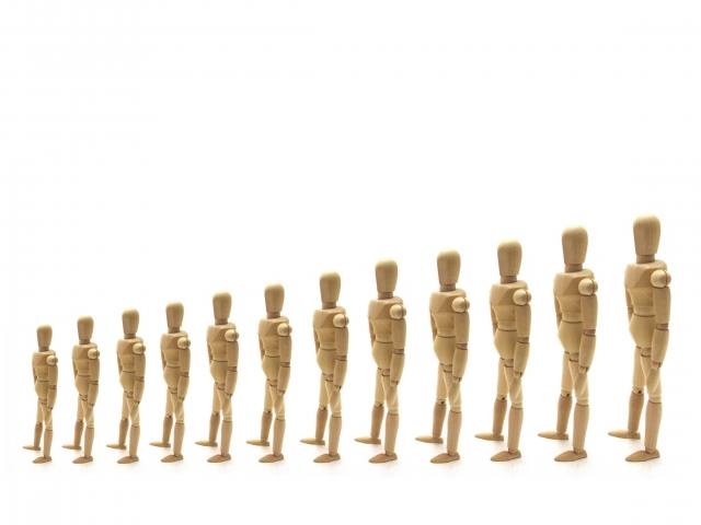 身長を伸ばす方法