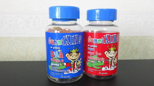 Gumiking グミーキング マルチビタミン DHA