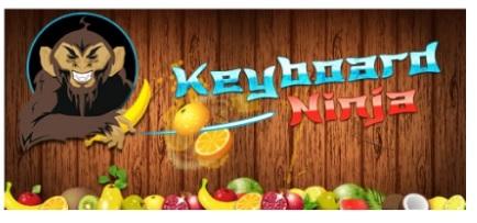 Typing.comのゲーム Keybord Ninja 子供におすすめ