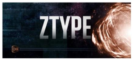 Typing.comのシューティングゲーム ZTYPE